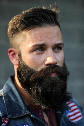beard-with-short-hair19 80 Manly Beard Styles for Guys With Short Hair