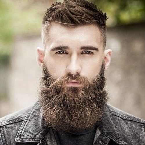 beard-with-short-hair2 80 Manly Beard Styles for Guys With Short Hair