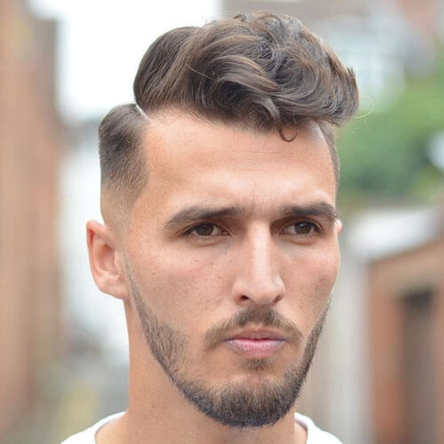 beard-with-short-hair28 80 Manly Beard Styles for Guys With Short Hair