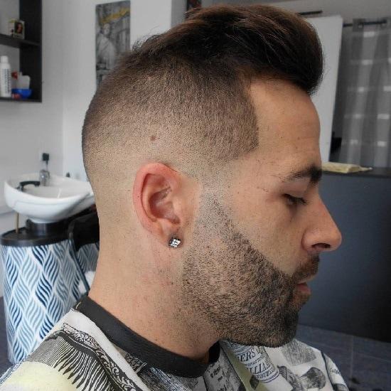 beard-with-short-hair29 80 Manly Beard Styles for Guys With Short Hair