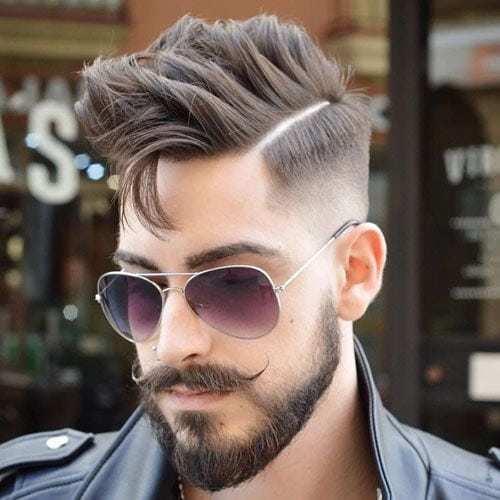 beard-with-short-hair30 80 Manly Beard Styles for Guys With Short Hair