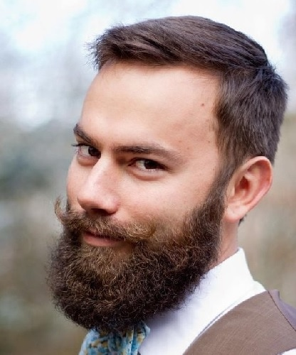 beard-with-short-hair36 80 Manly Beard Styles for Guys With Short Hair