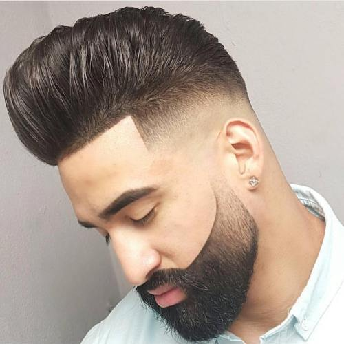 beard-with-short-hair5 80 Manly Beard Styles for Guys With Short Hair