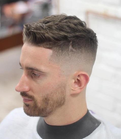 beard-with-short-hair54 80 Manly Beard Styles for Guys With Short Hair