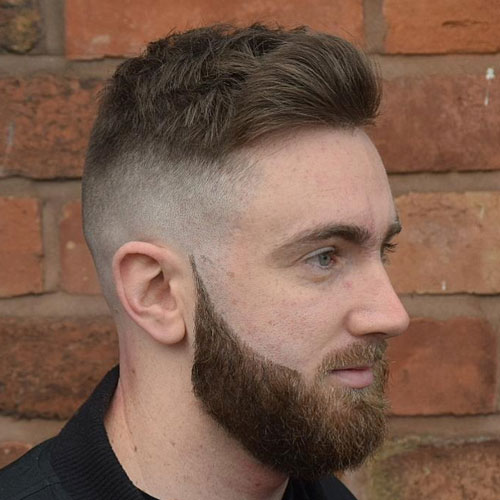 80 Manly Beard Styles For Guys With Short Hair November 2019