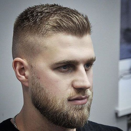 beard-with-short-hair57 80 Manly Beard Styles for Guys With Short Hair