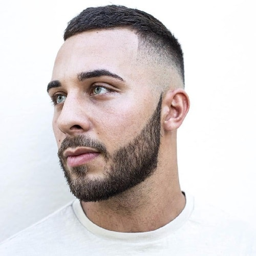 beard-with-short-hair6 80 Manly Beard Styles for Guys With Short Hair