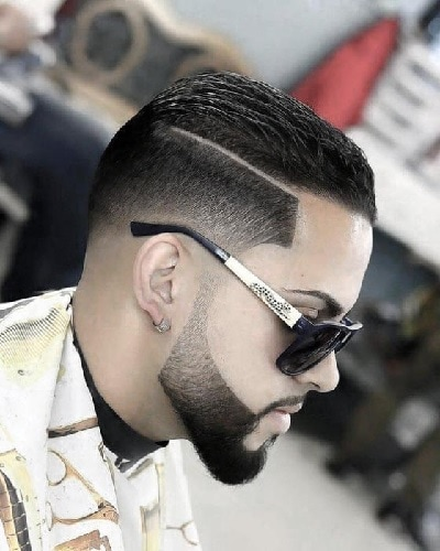 beard-with-short-hair9 80 Manly Beard Styles for Guys With Short Hair