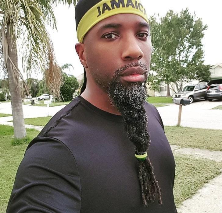 beard dread for black men