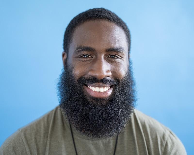 black-men-beard-9 60 Trendiest Beard Styles for Black Men