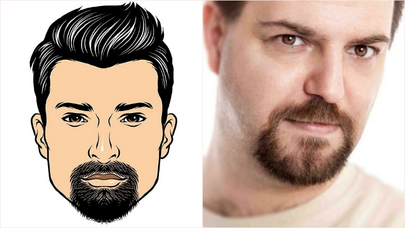 full-goatee 60 Prevailing Goatee Beard Styles for Men [2019]