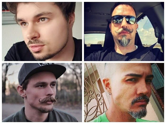 goatee-with-mustache-3 30 Mustache and Goatee Styles That Make Men Look Better