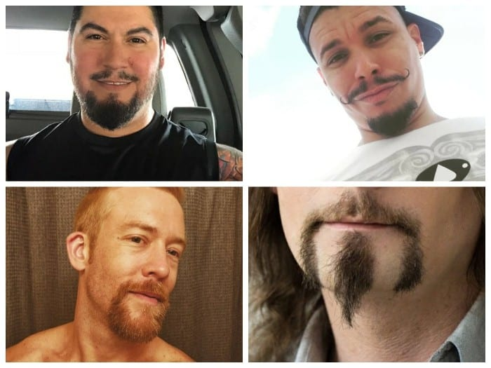 goatee-with-mustache-5 30 Mustache and Goatee Styles That Make Men Look Better