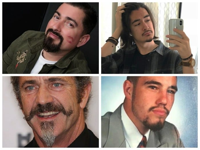 goatee-with-mustache-6 30 Mustache and Goatee Styles That Make Men Look Better