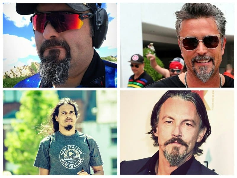 goatee-with-mustache-style 30 Mustache and Goatee Styles That Make Men Look Better