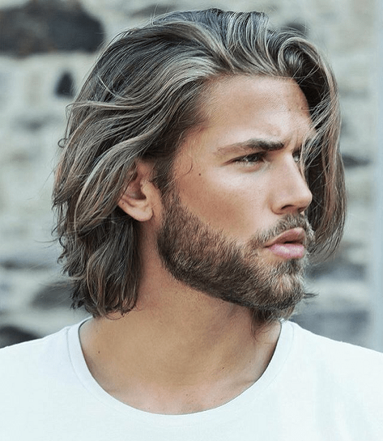 hairstyles-with-beards-1 100 Incredible Hairstyles With Beard To Try (2020)
