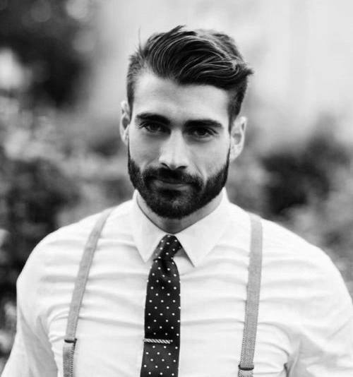 hairstyles-with-beards-10 100 Incredible Hairstyles With Beard To Try (2020)