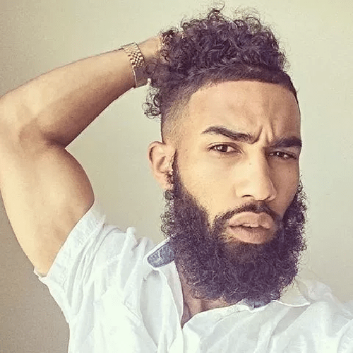 hairstyles-with-beards-13 100 Incredible Hairstyles With Beard To Try (2020)