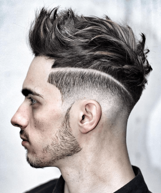 hairstyles-with-beards-18 100 Incredible Hairstyles With Beard To Try (2020)