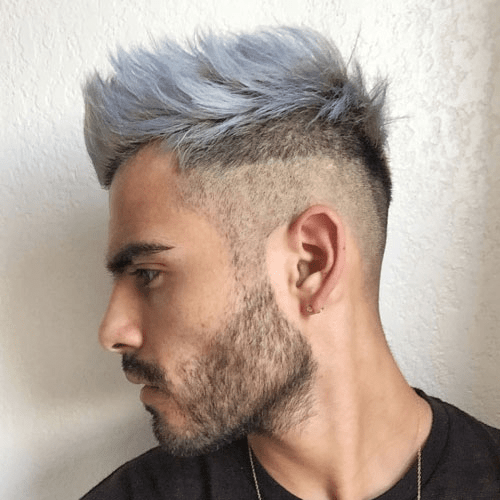 hairstyles-with-beards-19 100 Incredible Hairstyles With Beard To Try (2020)