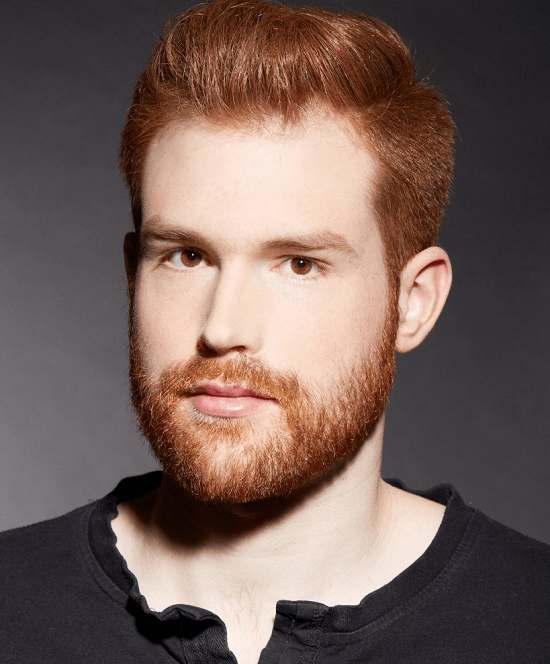 hairstyles-with-beards-2 100 Incredible Hairstyles With Beard To Try (2020)