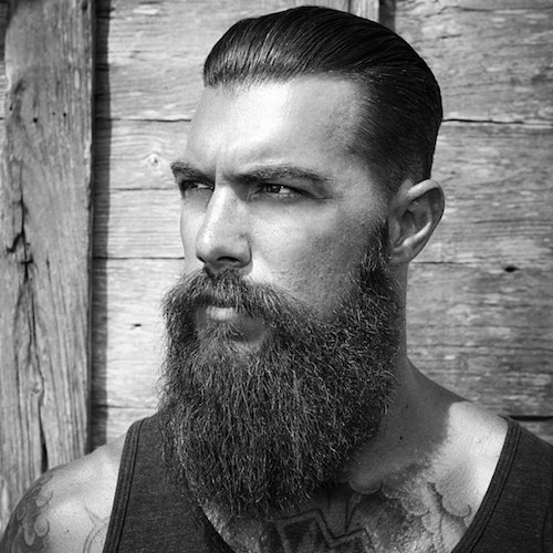 hairstyles-with-beards-22 100 Incredible Hairstyles With Beard To Try (2020)
