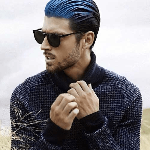 hairstyles-with-beards-25 100 Incredible Hairstyles With Beard To Try (2020)