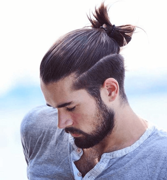 hairstyles-with-beards-30 100 Incredible Hairstyles With Beard To Try (2020)