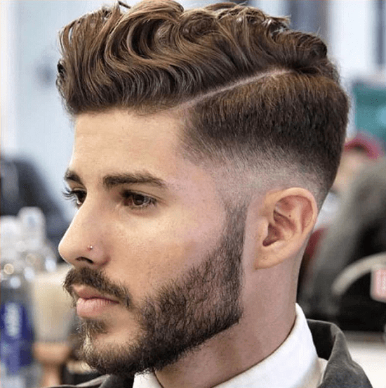 hairstyles-with-beards-32 100 Incredible Hairstyles With Beard To Try (2020)