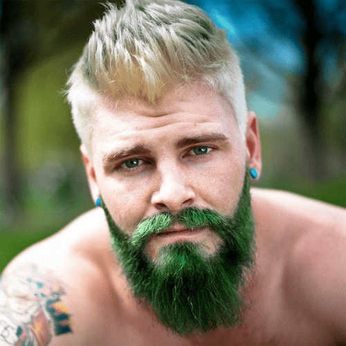 hairstyles-with-beards-35 100 Incredible Hairstyles With Beard To Try (2020)