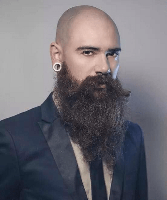 hairstyles-with-beards-37 100 Incredible Hairstyles With Beard To Try (2020)