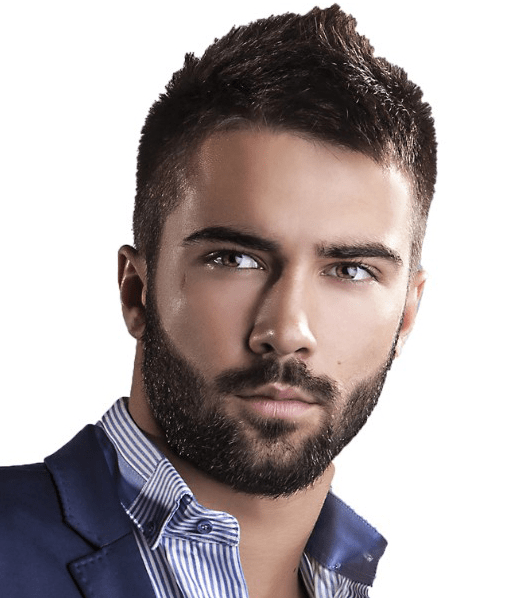 hairstyles-with-beards-41 100 Incredible Hairstyles With Beard To Try (2020)