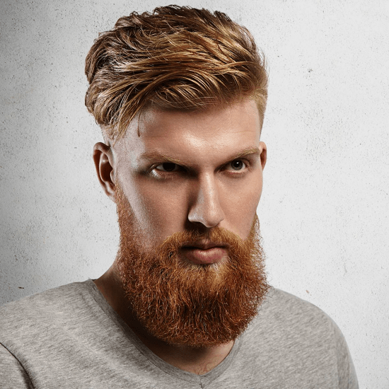 hairstyles-with-beards-44 100 Incredible Hairstyles With Beard To Try (2020)
