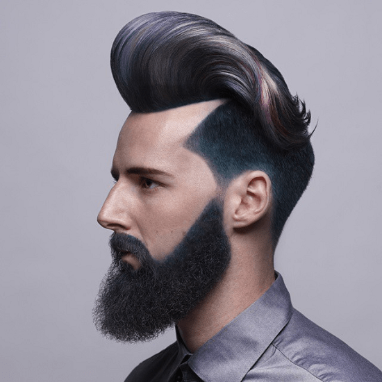 hairstyles-with-beards-46 100 Incredible Hairstyles With Beard To Try (2020)