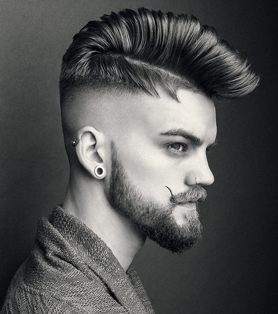 hairstyles-with-beards-53 100 Incredible Hairstyles With Beard To Try (2020)
