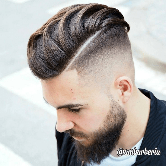 hairstyles-with-beards-54 100 Incredible Hairstyles With Beard To Try (2020)