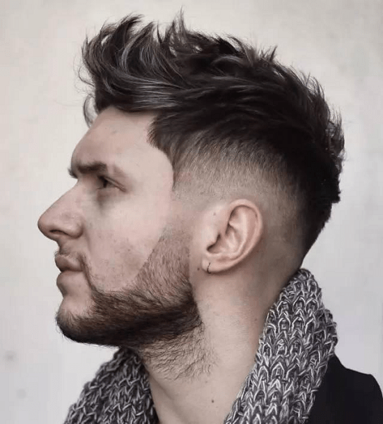 hairstyles-with-beards-58 100 Incredible Hairstyles With Beard To Try (2020)