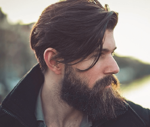 hairstyles-with-beards-61 100 Incredible Hairstyles With Beard To Try (2020)