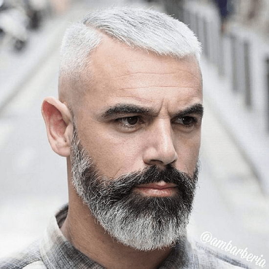 hairstyles-with-beards-62 100 Incredible Hairstyles With Beard To Try (2020)