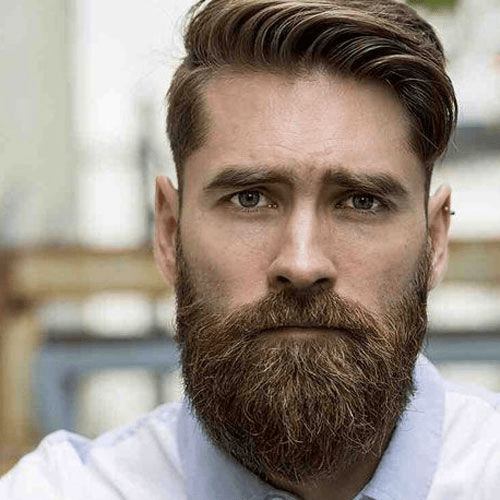 hairstyles-with-beards-65 100 Incredible Hairstyles With Beard To Try (2020)