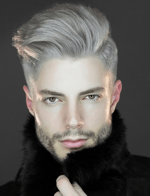 hairstyles-with-beards-67 100 Incredible Hairstyles With Beard To Try (2020)