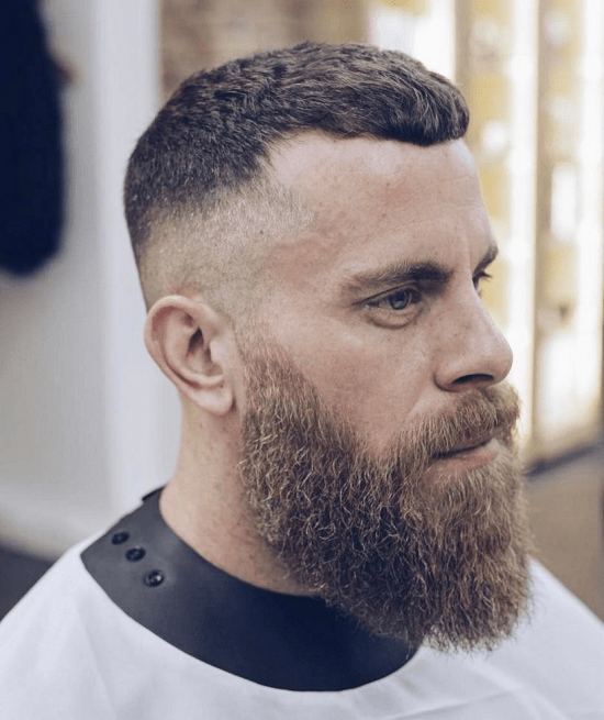 hairstyles-with-beards-73 100 Incredible Hairstyles With Beard To Try (2020)