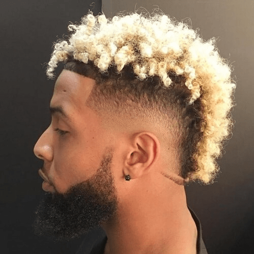 hairstyles-with-beards-76 100 Incredible Hairstyles With Beard To Try (2020)