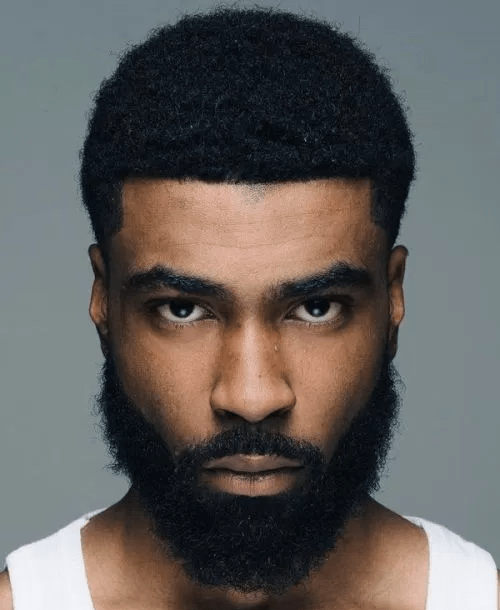hairstyles-with-beards-79 100 Incredible Hairstyles With Beard To Try (2020)