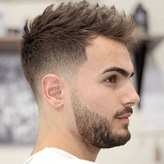 hairstyles-with-beards-8 100 Incredible Hairstyles With Beard To Try (2020)