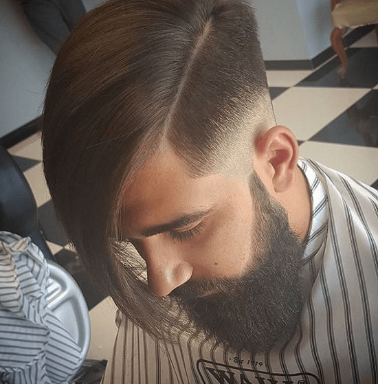 hairstyles-with-beards-85 100 Incredible Hairstyles With Beard To Try (2020)
