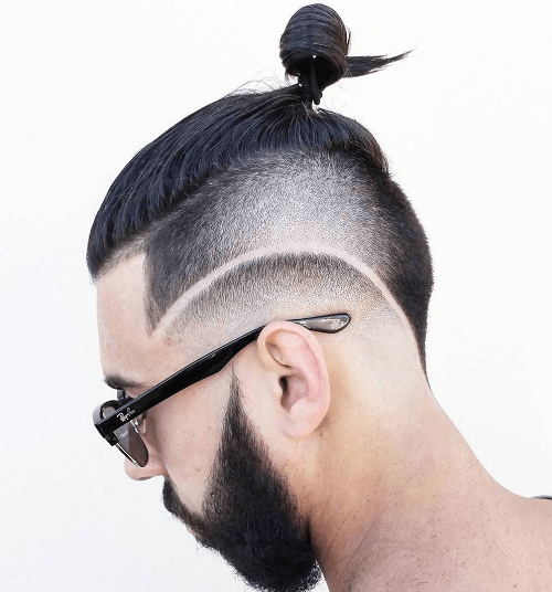 hairstyles-with-beards-86 100 Incredible Hairstyles With Beard To Try (2020)