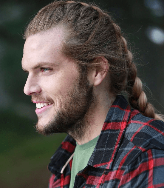hairstyles-with-beards-88 100 Best Hair & Beard Style Combinations for 2018