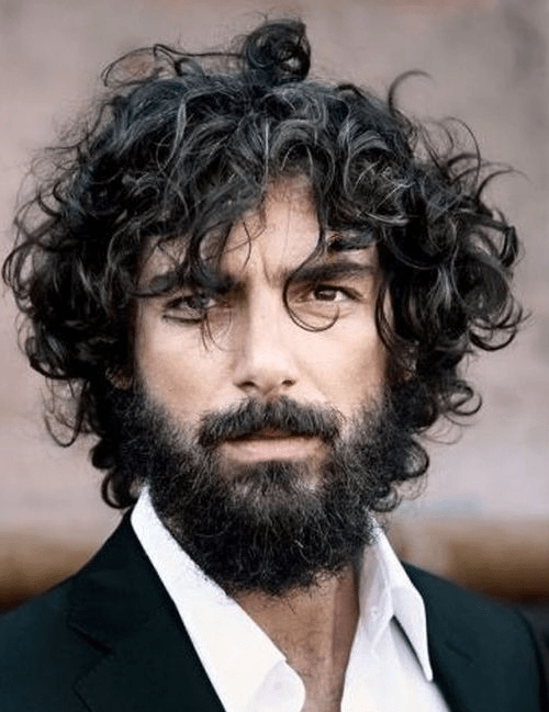 hairstyles-with-beards-94 100 Incredible Hairstyles With Beard To Try (2020)
