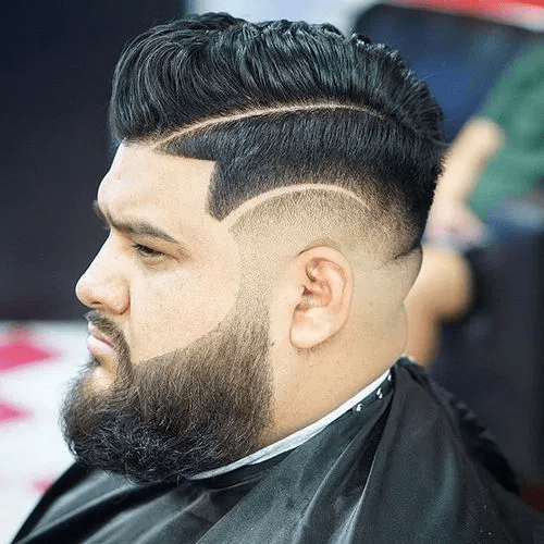 hairstyles-with-beards-99 100 Incredible Hairstyles With Beard To Try (2020)
